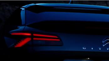 Fura szerzetnek ígérkezik a Citroën új csúcsmodellje