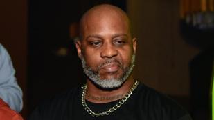 Drogtúladagolás miatt kómában van DMX, a rapper, 15 gyereke virraszt érte