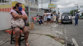 Brazíliában átlépte a négyezret az egy nap alatt regisztrált halálos áldozatok száma