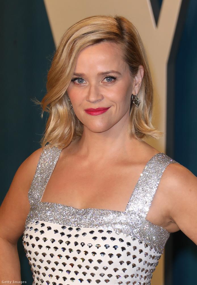 Reese Witherspoon színésznő.
