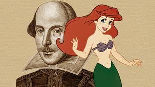 Álljunk csak meg! Mit keres egy Disney-hercegnő egy Shakespeare-drámában?