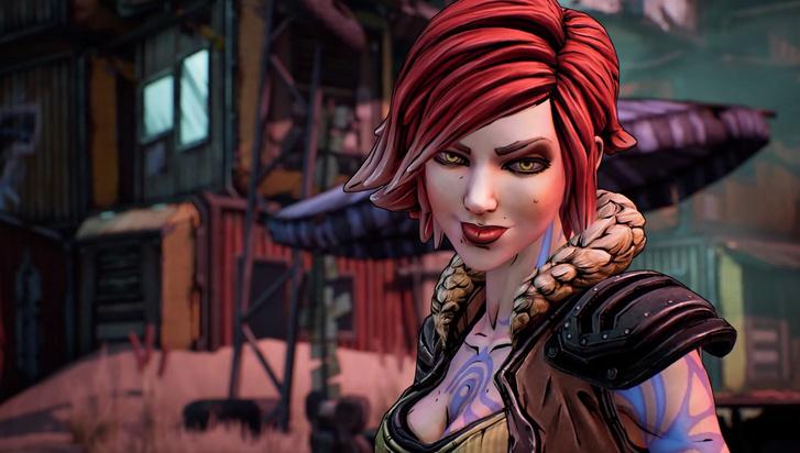 Lilith, a Cate Blanchett által alakított karakter a Borderlands 3-ban (Forrás: Take 2)