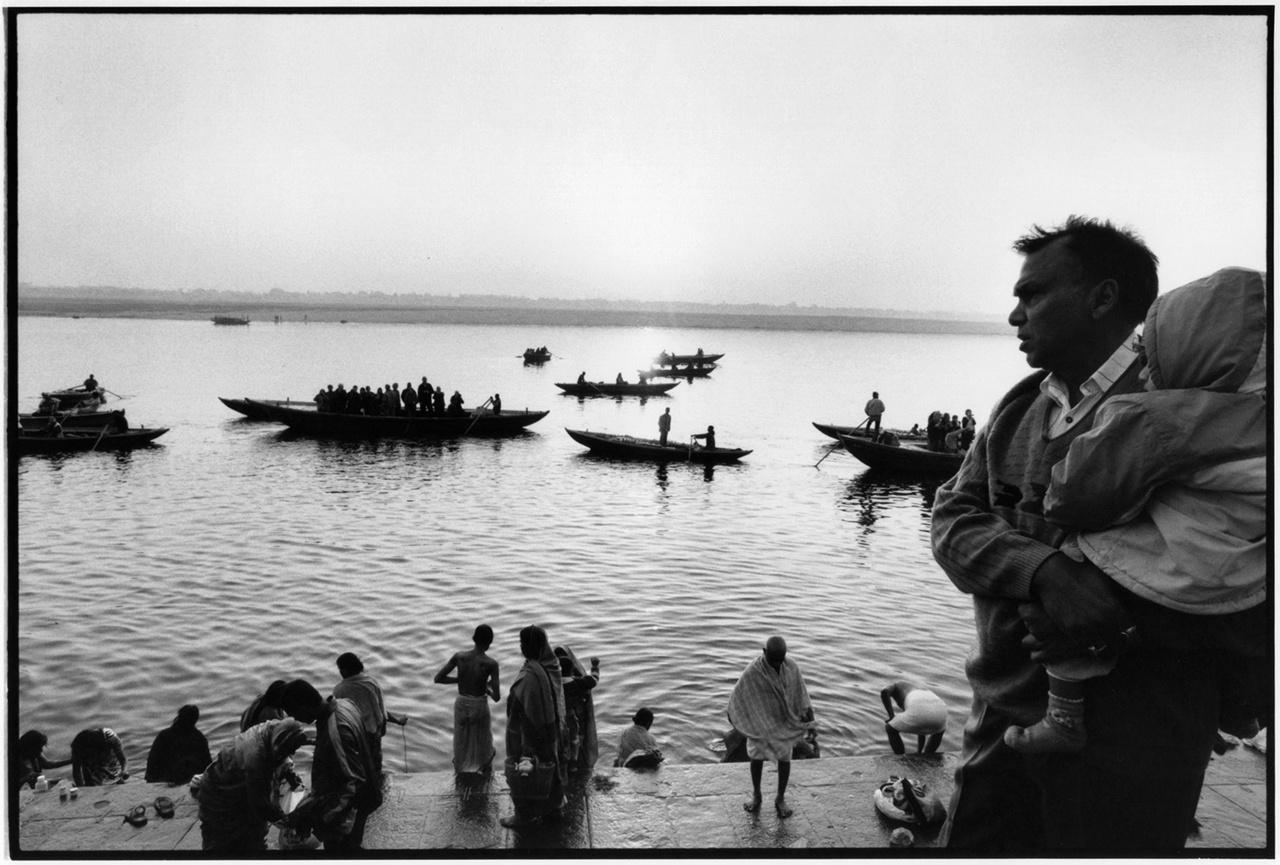 © Benkő Imre - Gangesz. Váránaszi. India, 2010