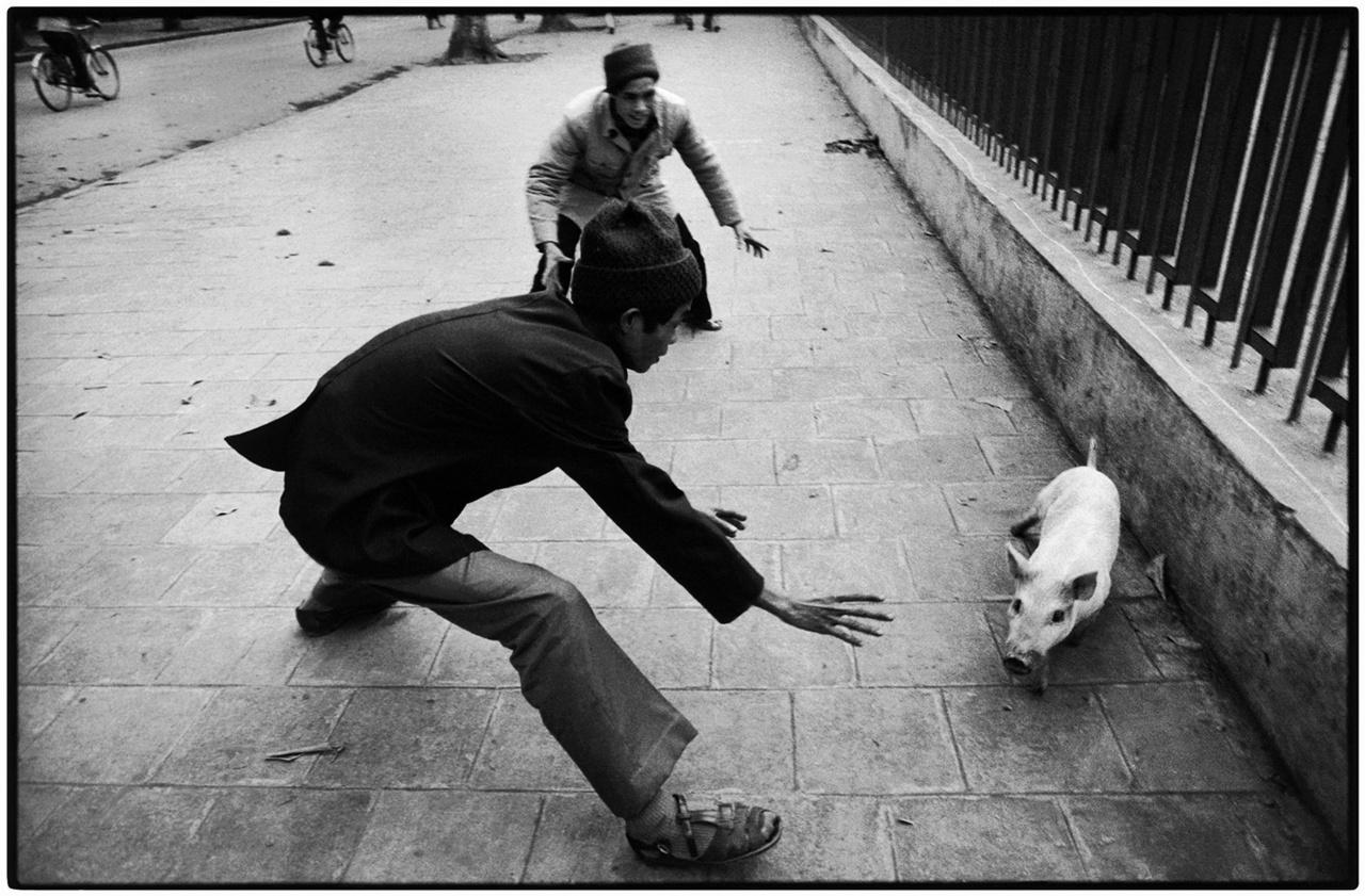 © Benkő Imre Hanoi. Vietnam, 1983