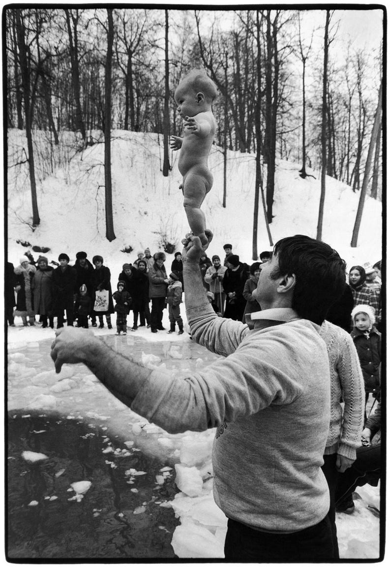 © Benkő Imre -  Gorkij Park, Moszkva. Szovjetunió, 1987