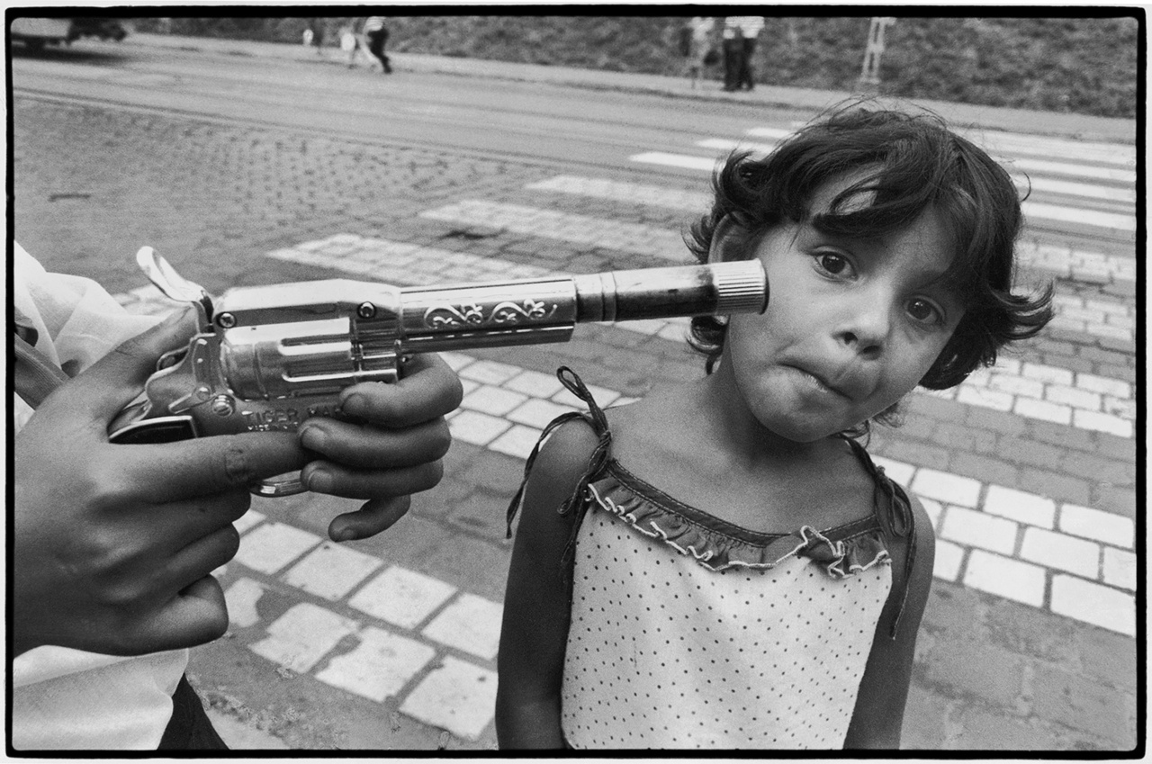 © Benkő Imre - Gubacsi út. Budapest, 1983
