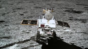 Folytatja a kutatást a kínai űrszonda a Hold távoli oldalán