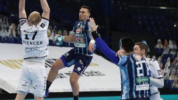 Elmaradt a bravúr, a Szeged kettős vereséggel búcsúzott a BL-címvédő ellen