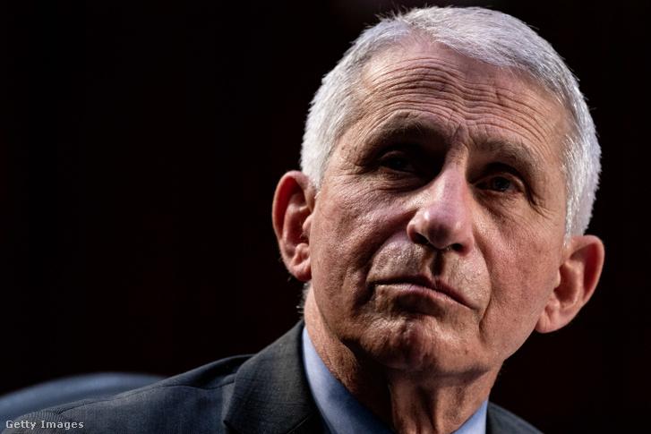Anthony Fauci, Joe Biden járványügyi főtanácsadója