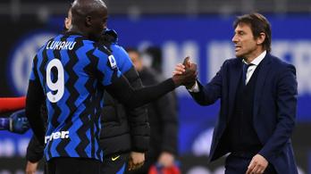 Az Inter rekorddal került közelebb a Serie A megnyeréséhez