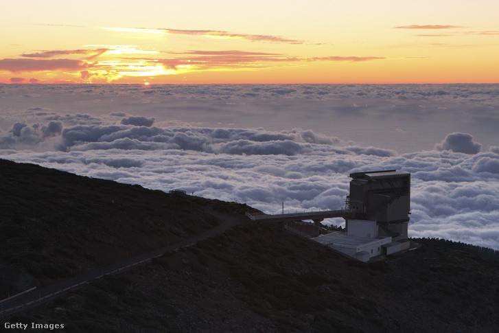 A Galileo Nemzeti Teleszkóp