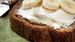 Expressz banánkenyér citromos sajtkrémmel – tökéletes reggelire és desszertként is