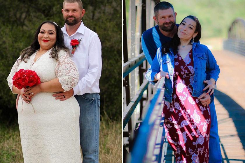 Már járni sem bírt 220 kilós súlya miatt: 150 kilót fogyott a 36 éves Evelyn, hogy meggyógyuljon