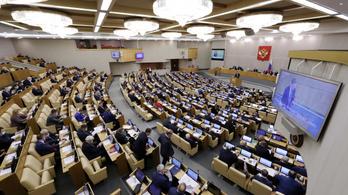 """Korlátozzák az """"idegen ügynökök"""" választási részvételét Oroszországban"""