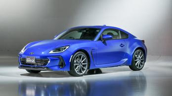 Hogy hívják a GR 86-ot, ha kék? BRZ!