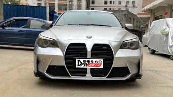 Divat lesz a BMW rém-orra?