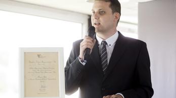 Kavecsánszki Ádám a Fidesz pártalapítványának új elnöke
