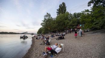 Újra lehet majd fürdeni a Dunában a Római-partnál?