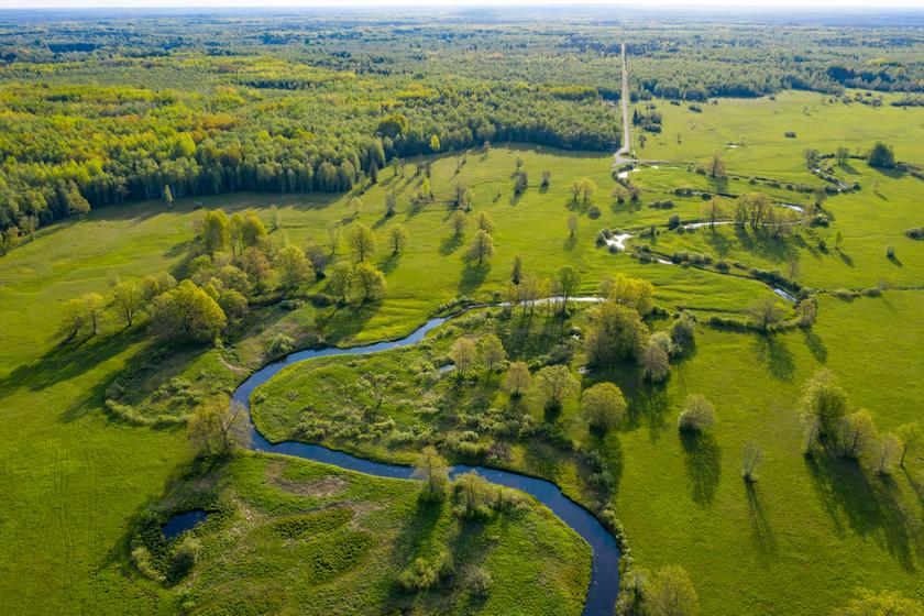 Íme, a hely, ahol csak 70-en laknak, és létezik az ötödik évszak: az észt park élővilága lenyűgözően gazdag