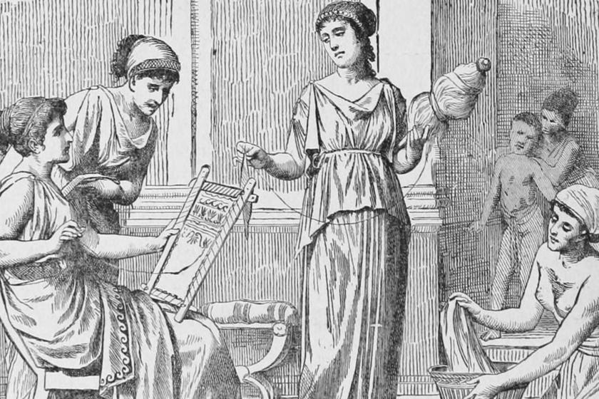 Milyen volt a nők élete az ókori Görögországban? Nem számítottak teljes jogú állampolgárnak