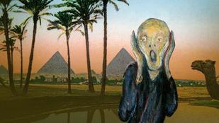 Torz önarckép vagy összeaszott múmia? Mit ábrázol a világ egyik leghíresebb képe?