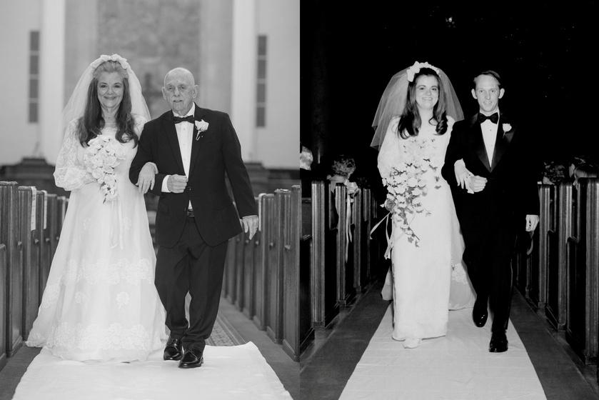 A 70 éves Carolyn és a 76 éves Kelly Gay 1971-ben mondták ki egymásnak a boldogító igent egy iowai templomban. Ma is ugyanolyan szerelmesek, mint akkoriban.