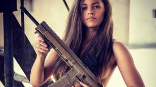 A testével védi, a puskájával vadássza az állatokat ez a cseh anomália