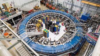 Új fizikát ír egy szubatomi részecske