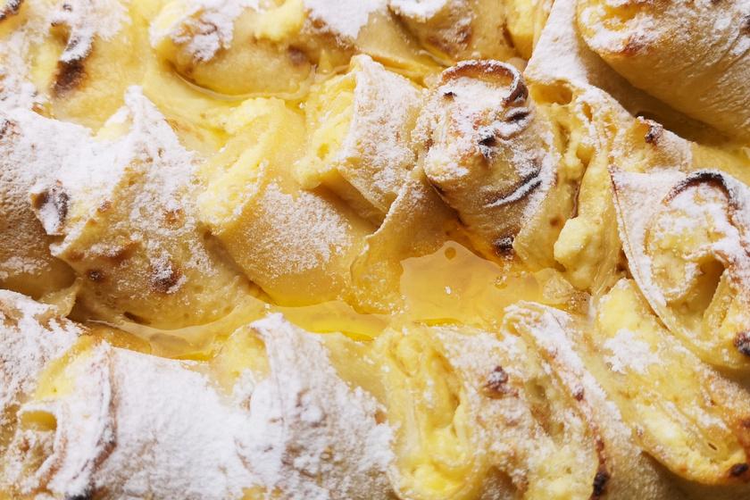 Sütőben sült túrós palacsinta – A bécsi édességet imádni fogod
