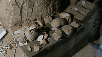 Erre még Indiana Jones is csettintene: megtalálták az elveszett aranyvárost Egyiptomban