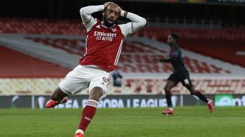 Félgőzzel is győzött az MU, a Slavia megtréfálta az Arsenalt