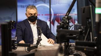 Orbán Viktor: A labdarúgó Eb-re lehet menni védettségi igazolással