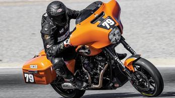 A Harley idén nagyon nyerni akar a baggerek versenyén