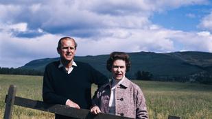 99 éves korában elhunyt Fülöp herceg