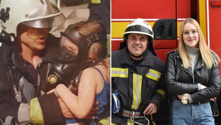 Fotó: Papp-Kunkli Nóra tűzoltó főhadnagy / BM OKF