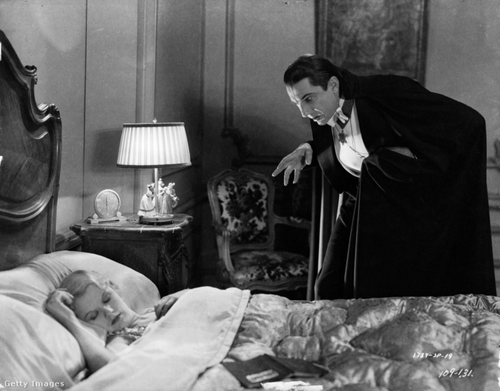 A Drakula 1931-ben bemutatott amerikai film Tod Browning rendezésében.