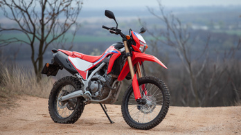 Teszt: Honda CRF300L - 2021.