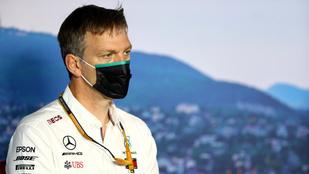 Leváltották a Mercedes technikai igazgatóját