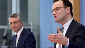 Német egészségügyi miniszter: le kell zárni az egész országot