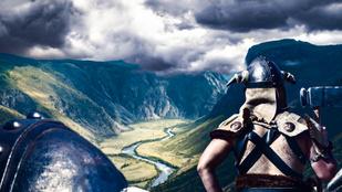 Ezért voltak olyan bátrak a viking harcosok: vonzotta őket a harcosok mennyországa