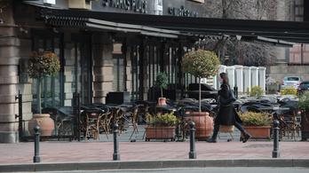 Szerbia: a plázák nyithatnak, az ott lévő éttermek nem