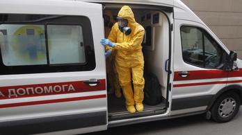 Az ukrán egészségügyi miniszter napi 25 ezer fertőzöttel kalkulál