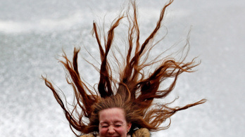 Amilyen szeles, olyan napos idő lesz