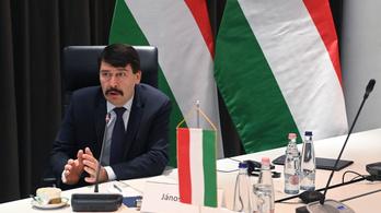 Áder János: Fülöp herceg személyében Magyarország nagy barátját veszítettük el
