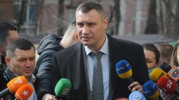 Klicsko: országos lezárás kell Ukrajnában