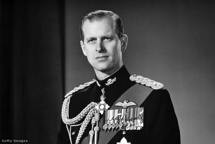 Fülöp herceg 1958-ban