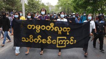 Mianmar: kitolhatják a rendkívüli állapot időtartamát