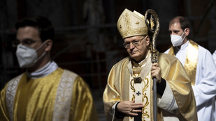 Erdő Péter elárulta, mikor nyitnak a templomok