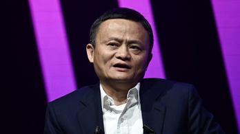 Rekordbírságot róttak ki az Alibabára