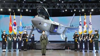 Saját fejlesztésű vadászrepülőgépe is van már Dél-Koreának